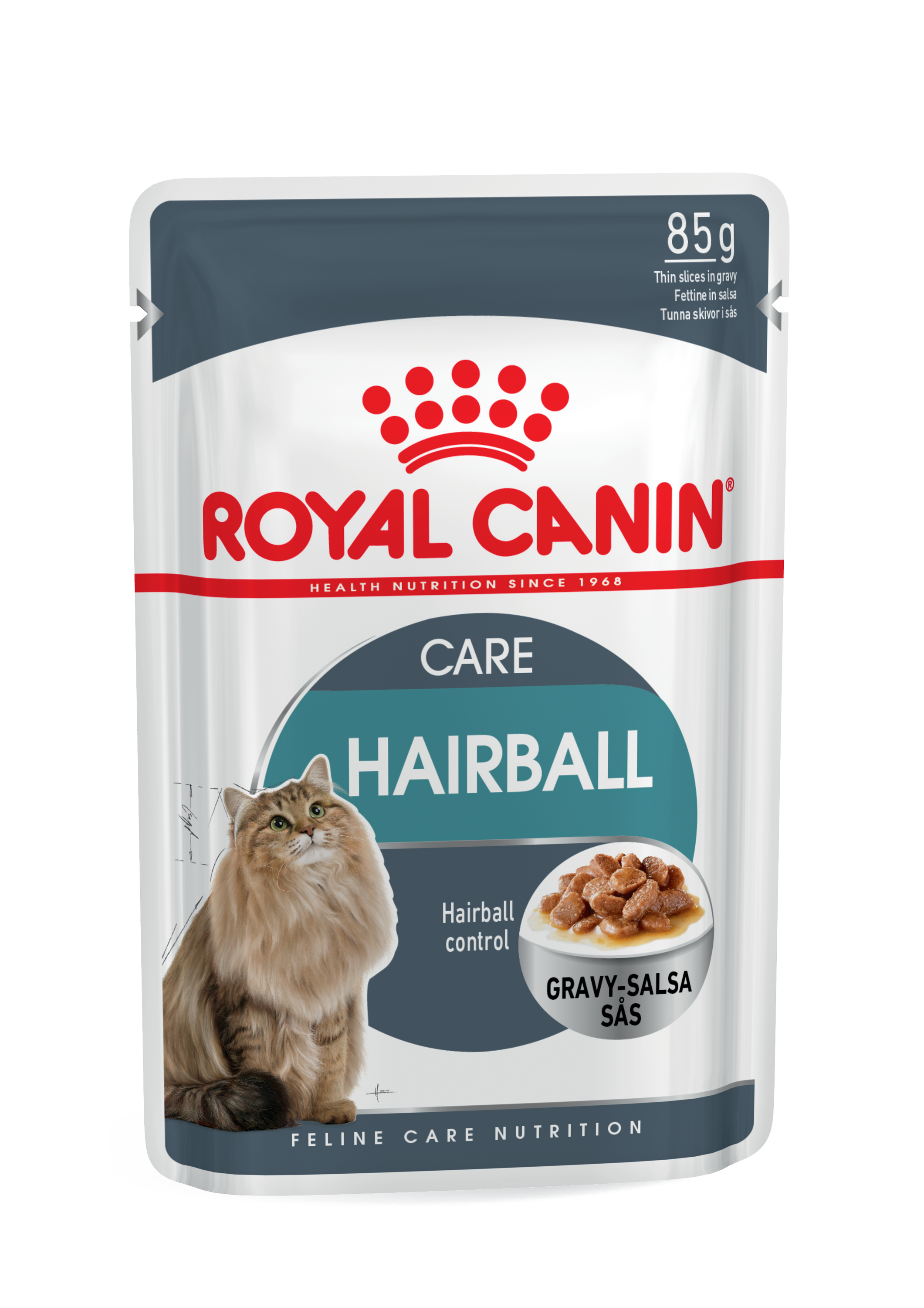 HAIRBALL CARE WET